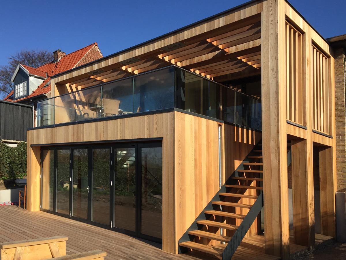 Arkitekt København :: Plass Arkitekter :: tilbygning til bungalow :: Utterslev mose ...